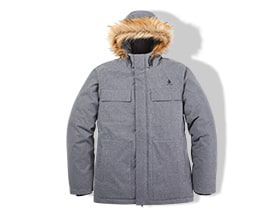 Men's Jackets, Vests & Parkas