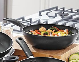 Shop all woks