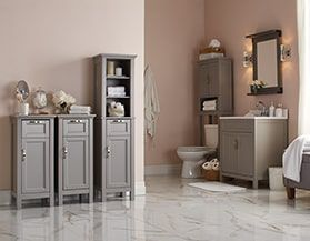 Canvas Elena Bathroom Collection