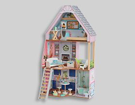 Browse our selection of doll houses & playsets
