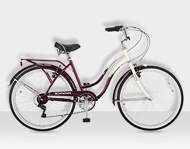 Shop comfort bikes.