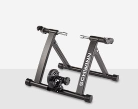 Shop bike trainers and stands
