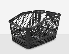 Shop bike baskets and gear racks