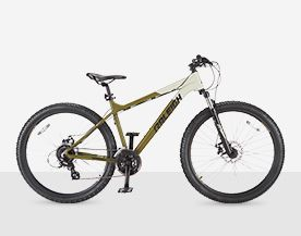 Shop Mountain bikes.