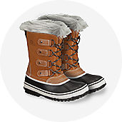 Winter Footwear & Apparel