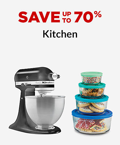Save up to 70% Kitchen