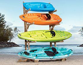 Shop all canoes, kayaks & paddle boards