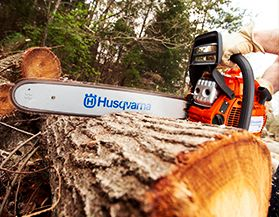 HUSQVARNA CHAINSAWS, PARTS & ACCESSORIES