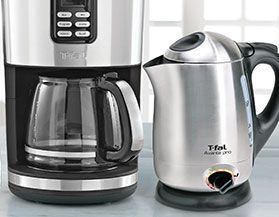 SHOP T-FAL COFFEE MAKERS & TEA KETTLES