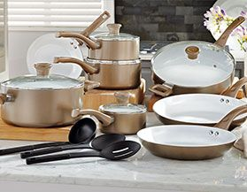 SHOP T-FAL COOKWARE