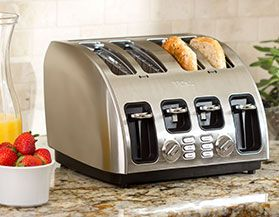 SHOP T-FAL TOASTERS