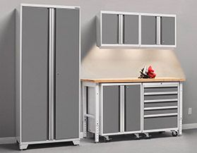 Shop All Garage Cabinet Systems