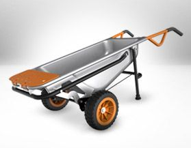 WORX Wheelbarrows & Accessories