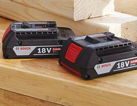 BOSCH POWER DRILL BATTERIES & CHARGERS