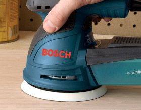 Ponceuses BOSCH