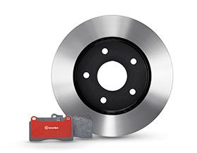 View All Brake Pads Rotors