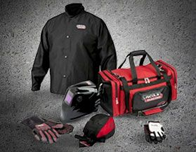 Welding Helmets, Gloves & Safety Gear
