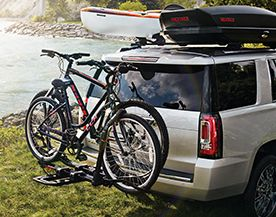 Shop bike racks and carriers