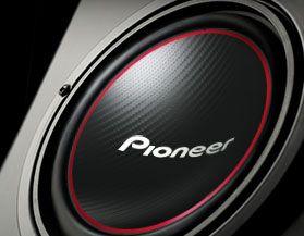 Pioneer Car Subwoofer