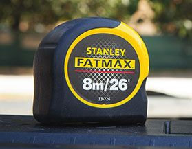 Stanley Measuring Tools