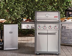 Barbecues, fumoirs et accessoires