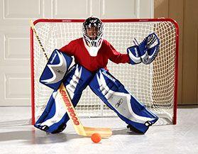 Filets de hockey-balle