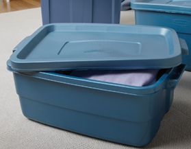 Storage Containers & Totes
