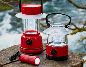 LED Flashlights, Lanterns & Headlamps