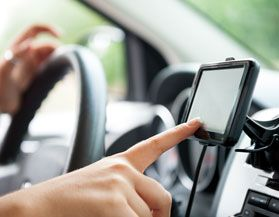 Portable Car GPS', Mounts & Accessories