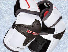 Coudières de hockey