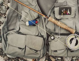Fishing Apparel & Accessories