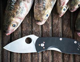 Couteaux à filets
