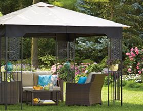 GAZEBOS & AWNINGS