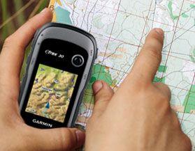 GPS portatif