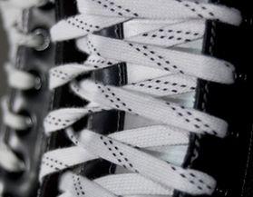 Lacets de hockey