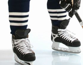 Bas et vêtements de hockey