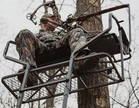 Hunting Blinds, Tree Stands & Camouflage