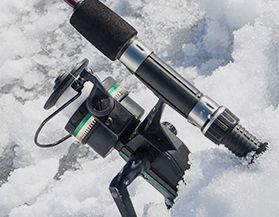 View All Ice Fishing Rods, Reels & Combos
