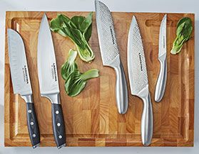 Lagostina Knives & Cutting Boards