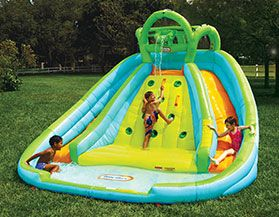 Little Tikes Water Slides & Mats