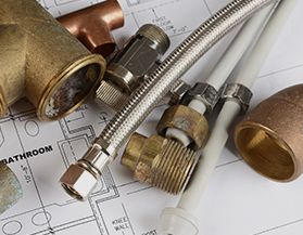 Pipes, Fittings & Valves