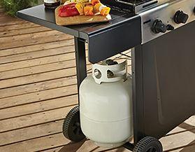 Barbecues au propane