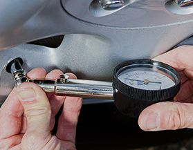 Tire Pressure Gauges, Inflators & Compressors