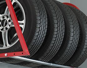 Shop All Tire Storage Racks & Covers