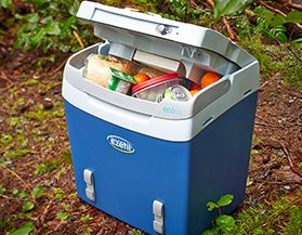 Powered Coolers