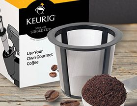 Keurig Coffee Carafes & Filters
