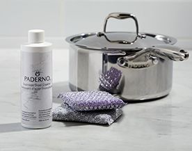 Paderno Cookware Accessories & Cleaning