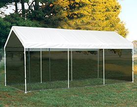 Canopy Covers & Enclosure Kits