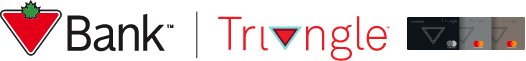 Triangle Bank Logo