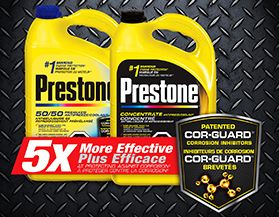 Prestone Cor-Guard Antifreeze/Coolant